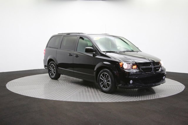 2018 Dodge Grand Caravan for sale 124101 45