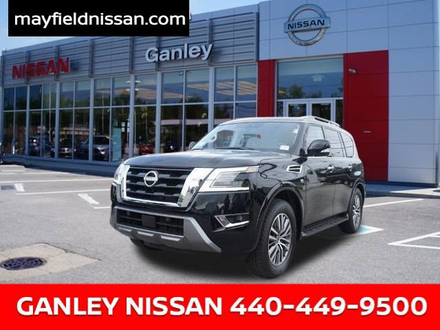 New 2021 Nissan Armada in , OH