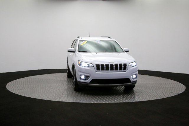 2019 Jeep Cherokee for sale 124134 45