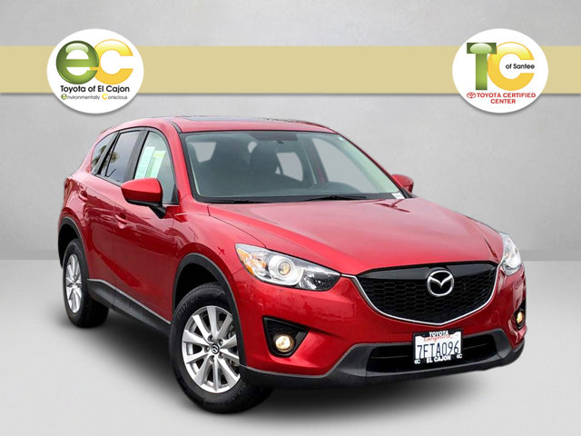 Used 2015 Mazda CX-5 in Santee, CA