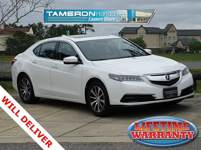 Used 2017 Acura TLX in Daphne, AL