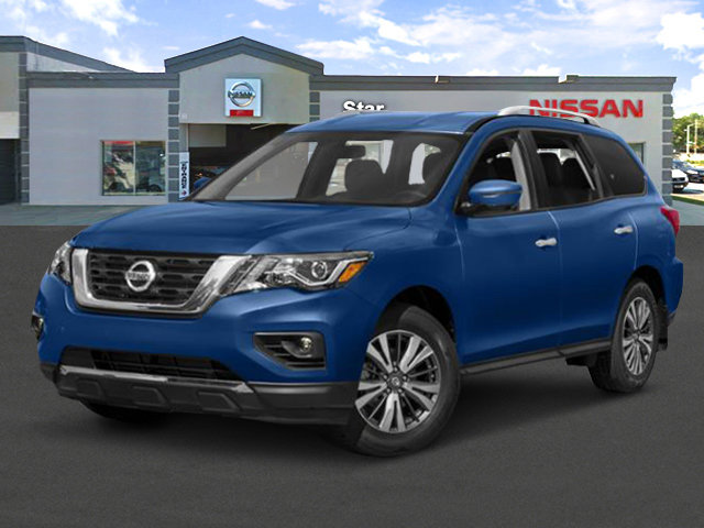 2020 Nissan Pathfinder SV 4x4 SV Regular Unleaded V-6 3.5 L/213 [5]