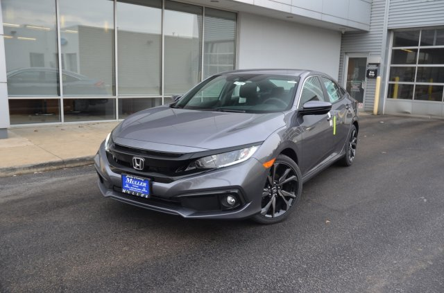 New 2020 Honda Civic Sedan in Highland Park, IL