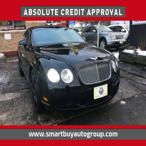 2006 Bentley Continental GT GT Coupe 2D Turbocharged LockingLimited Slip Differential Traction