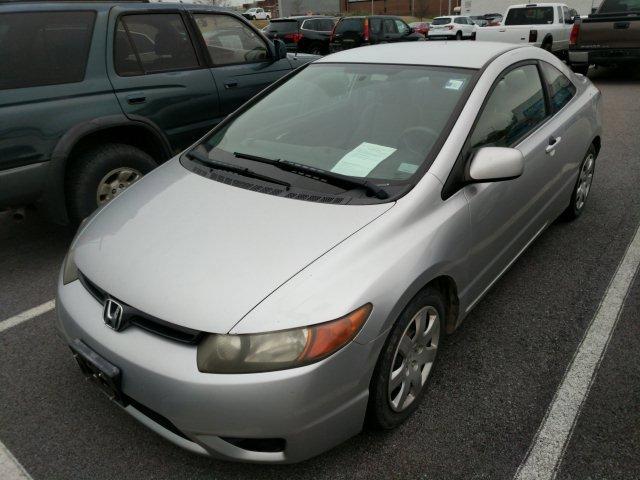 Used 2007 Honda Civic Coupe in Gadsden, AL