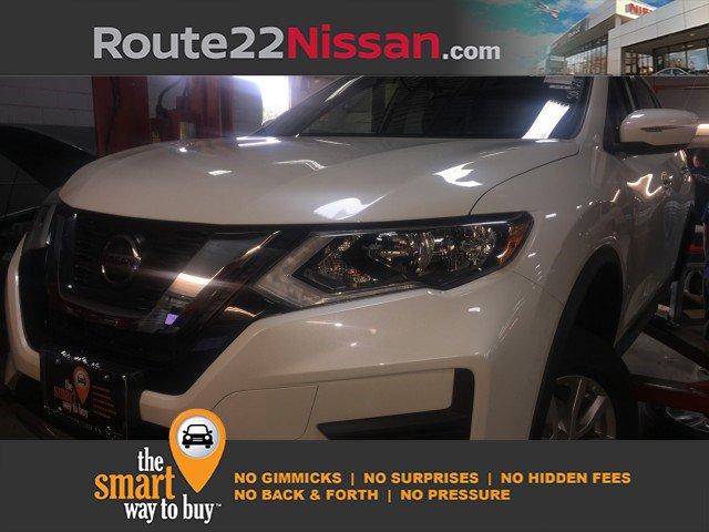 2018 Nissan Rogue SV AWD SV Regular Unleaded I-4 2.5 L/152 [4]