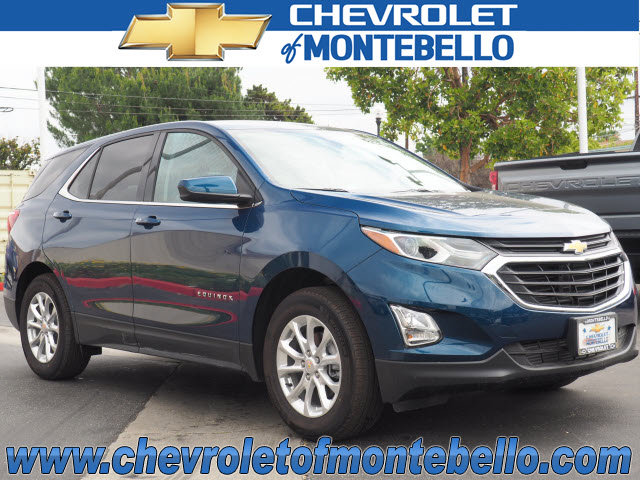 2020 Chevrolet Equinox LT FWD 4dr LT w/1LT Turbocharged Gas I4 1.5L/92 [18]