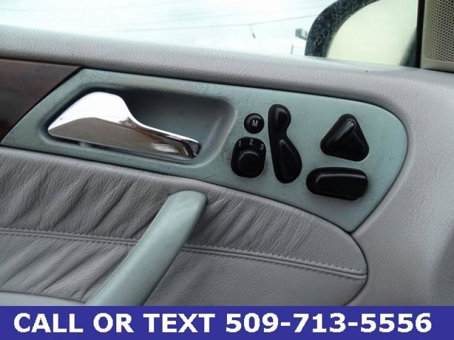 2002 Mercedes-Benz C-Class