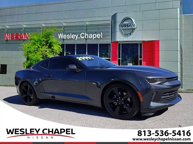 Used 2018 Chevrolet Camaro in Wesley Chapel, FL