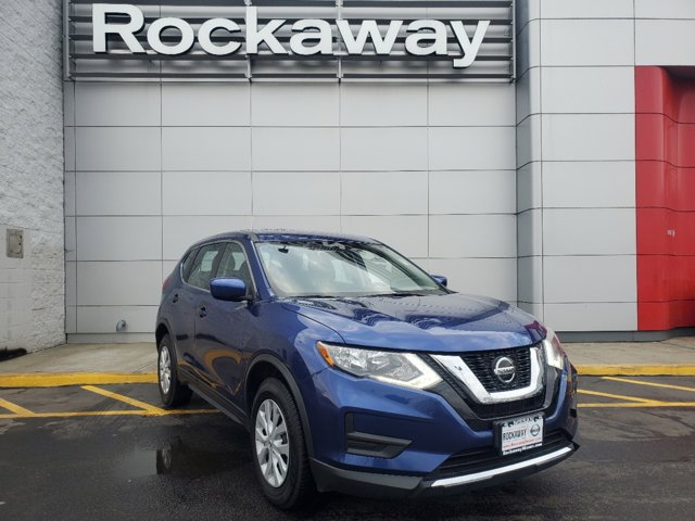 2018 Nissan Rogue S Z66 ACTIVATION DISCLAIMER CHARCOAL  CLOTH SEAT TRIM CASPIAN BLUE L92 FLO