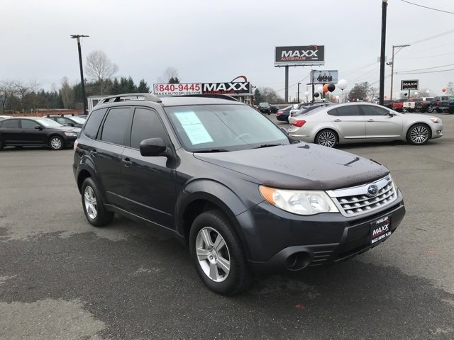 Used 2011 Subaru Forester in Puyallup, WA