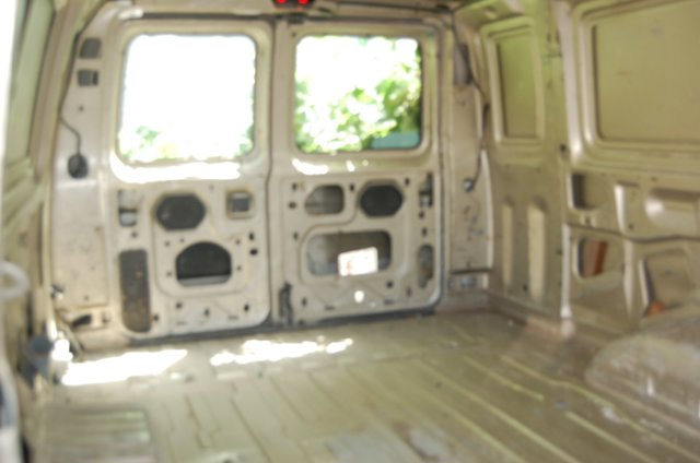 Used 2000 Ford Econoline Cargo Van E-250 Super