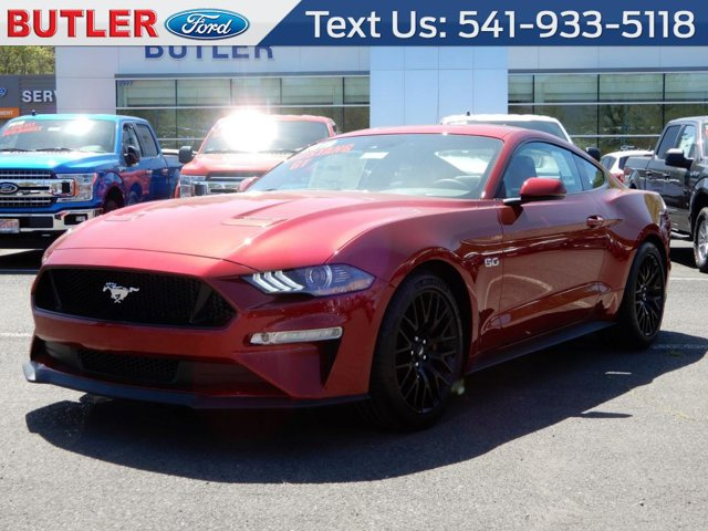 New 2019 Ford Mustang in Medford, OR