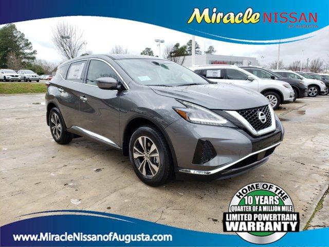 New 2020 Nissan Murano in Martinez, GA