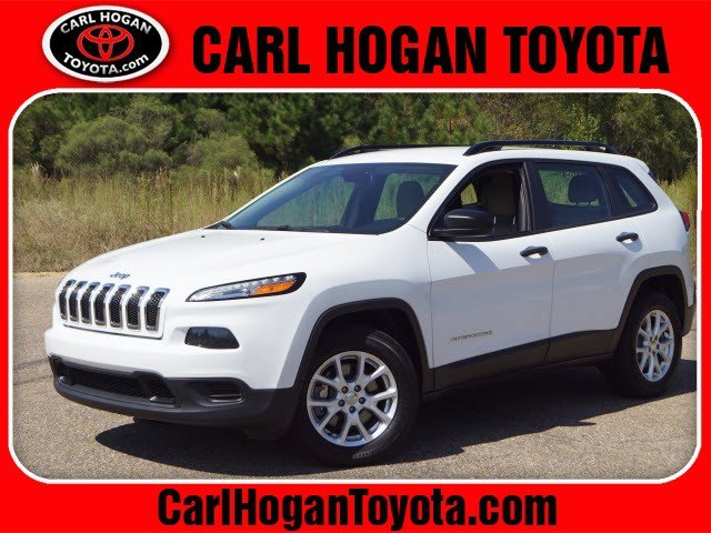 Used 2016 Jeep Cherokee in Columbus, MS
