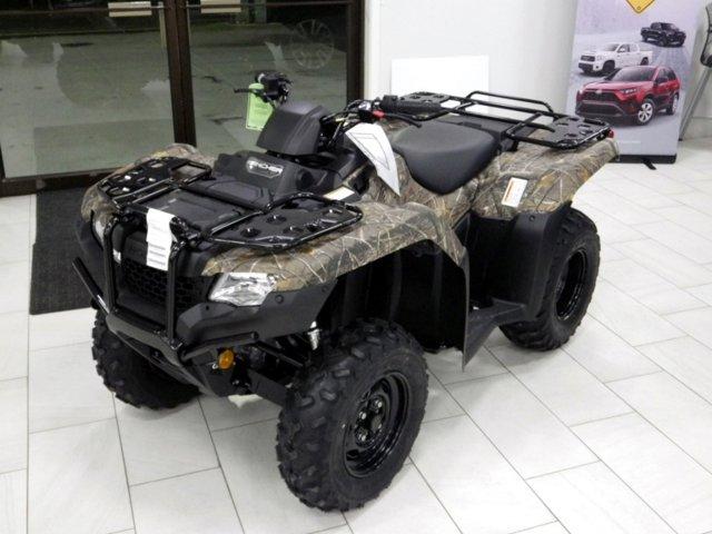 2020 Honda TRX420FM