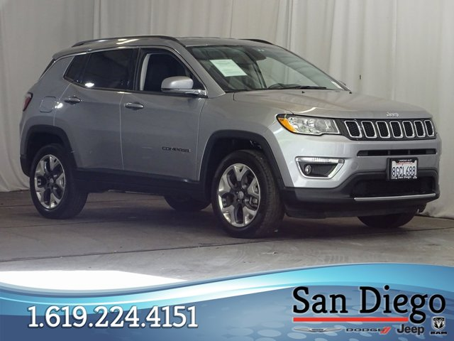 Used 2019 Jeep Compass in San Diego, CA
