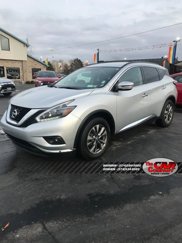 Used 2018 Nissan Murano in Warsaw, IN