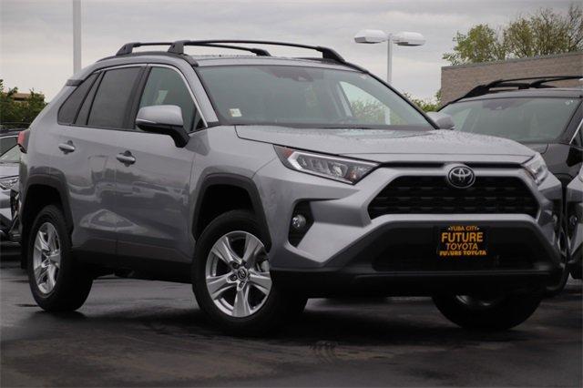 New 2020 Toyota RAV4 in Yuba City, CA