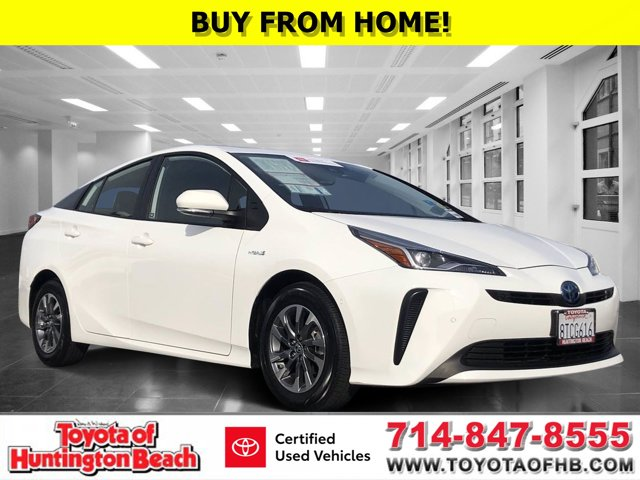 2021 Toyota Prius XLE XLE Gas/Electric I-4 1.8 L/110 [1]