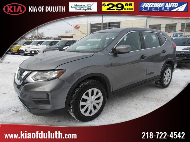 Used 2018 Nissan Rogue in Duluth, MN