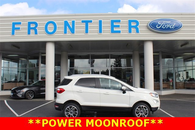 New 2020 Ford EcoSport in Anacortes, WA