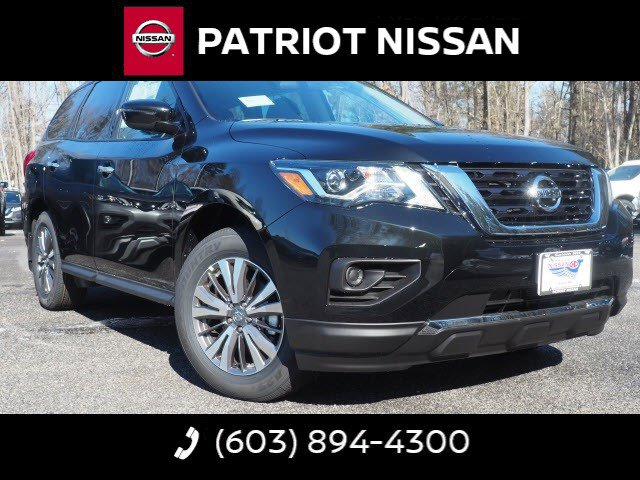 New 2020 Nissan Pathfinder in Salem, NH