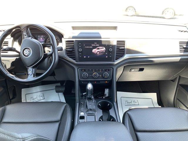 2018 Volkswagen Atlas SE w- Tech Pkg 4D Sport Utility V6 3.6L