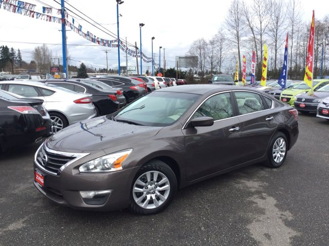 Used 2013 Nissan Altima 4dr Sdn I4 2.5