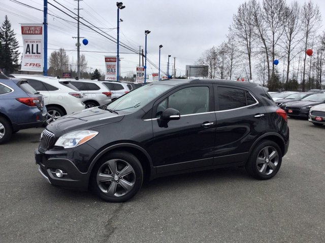 Used 2014 Buick Encore FWD 4dr Convenience