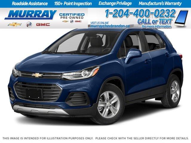 2017 Chevrolet Trax LT AWD 4dr LT Turbocharged Gas 4-Cyl 1.4L/83 [18]