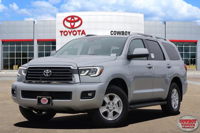 New 2020 Toyota Sequoia in Dallas, TX