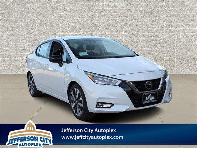 New 2020 Nissan Versa in Jefferson City, MO