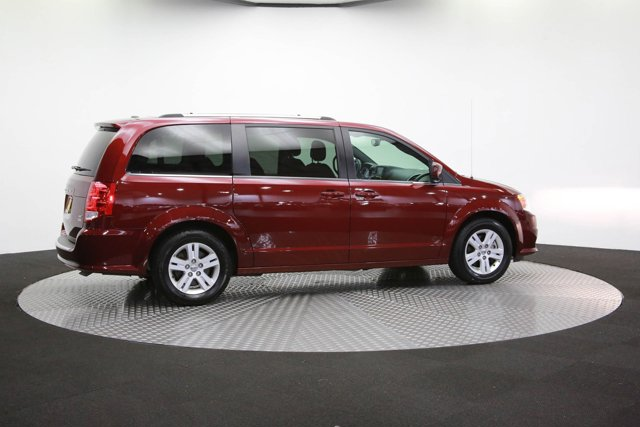 2018 Dodge Grand Caravan for sale 123251 37