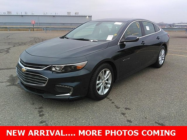 Used 2016 Chevrolet Malibu in Fort Madison, IA