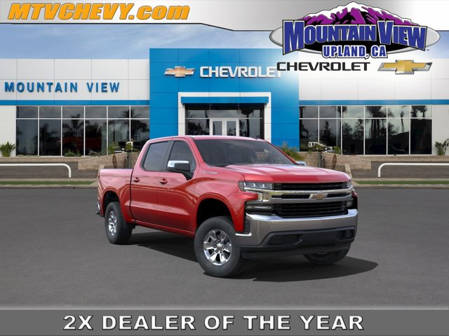 "2021 Chevrolet Silverado 1500 LT 2WD Crew Cab 147"" LT Gas V8 5.3L/325 [15]"