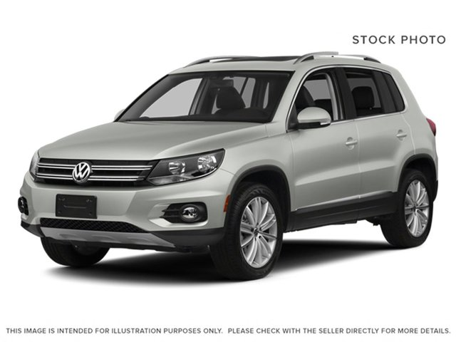 2012 Volkswagen Tiguan 4dr Auto Trendline 4Motion Turbocharged Gas I4 2.0L/121 [0]