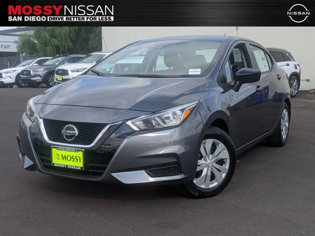 2021 Nissan Versa Sedan S S CVT Regular Unleaded I-4 1.6 L/98 [2]