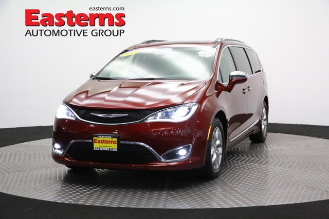 2018 Chrysler Pacifica for sale 120491 0