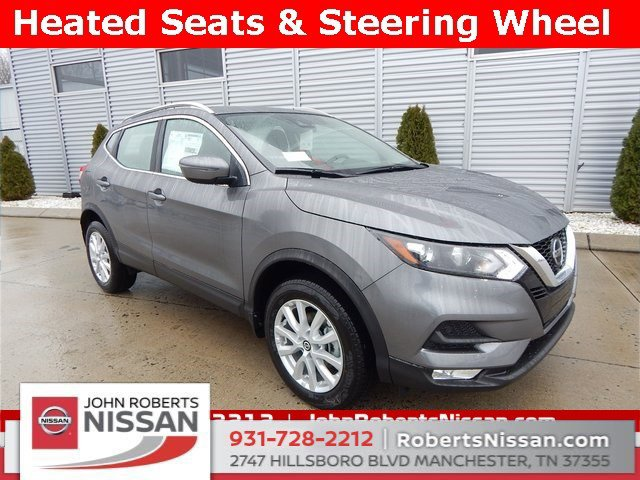 New 2020 Nissan Rogue Sport in Manchester, TN