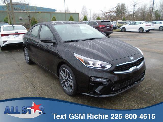 New 2019 KIA Forte in Baton Rouge, LA