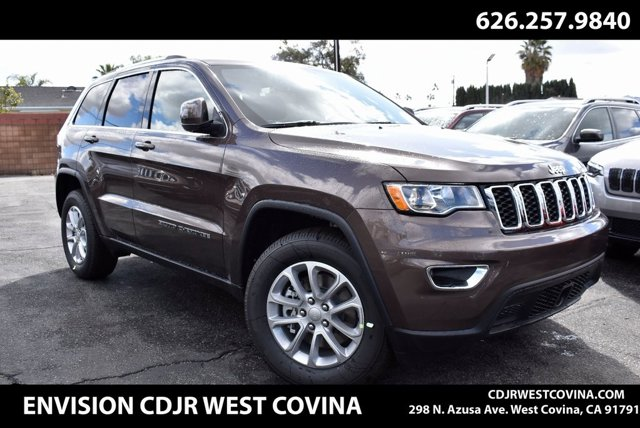 2021 Jeep Grand Cherokee Laredo E Laredo E 4x2 Regular Unleaded V-6 3.6 L/220 [14]