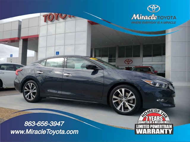 Used 2017 Nissan Maxima in Haines City, FL