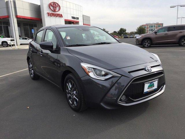 New 2020 Toyota Yaris Hatchback in Yuba City, CA