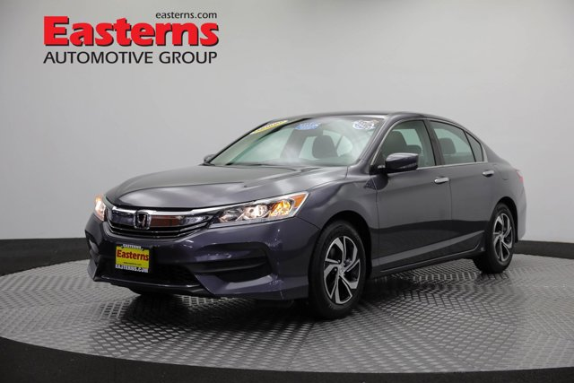 2017 Honda Accord for sale 124731 0