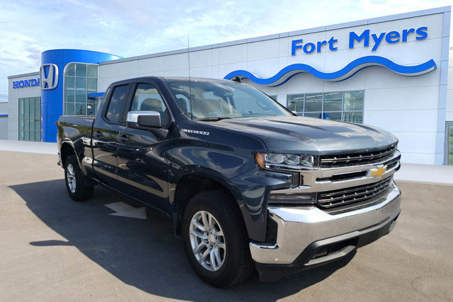 Used 2020 Chevrolet Silverado 1500 in Fort Myers, FL