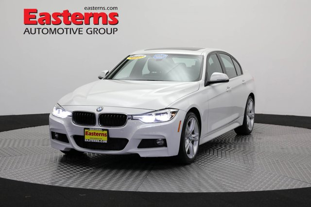 2016 BMW 3 Series for sale 125546 0