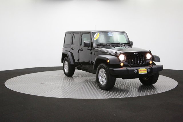 2016 Jeep Wrangler Unlimited for sale 124726 45