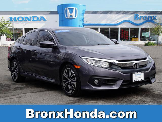 Used 2017 Honda Civic Sedan in Bronx, NY