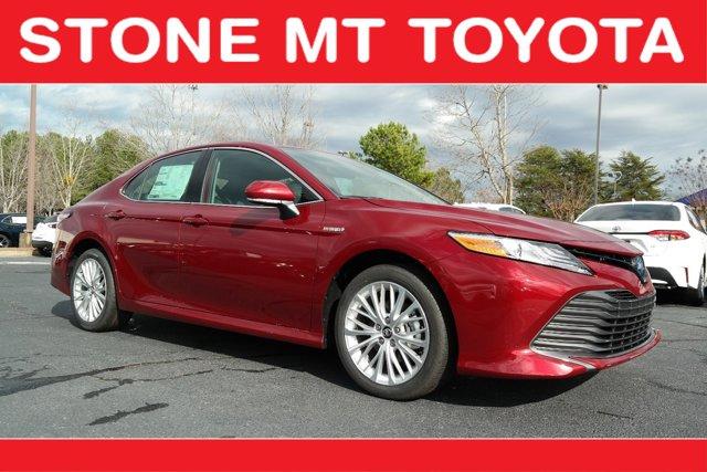 New 2020 Toyota Camry Hybrid in Lilburn, GA